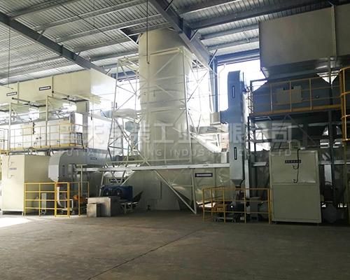 活性炭吸附催化燃烧设备
