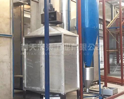 粉末回收系统