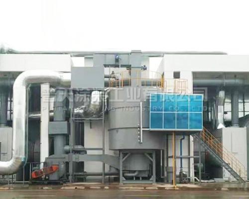 印刷沸石转轮加旋转RTO处理工艺